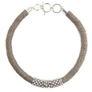 JEWELMINT Fantasy Ave Rolo Chain Statement Collar